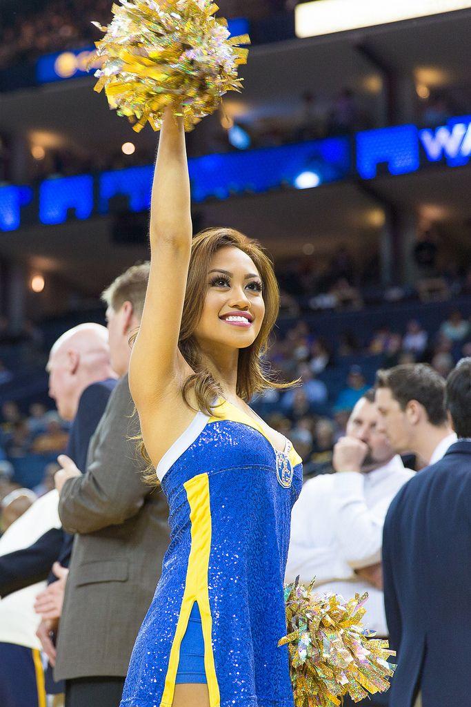Golden State Warriors Cheerleaders   NBA Cheerleaders ...