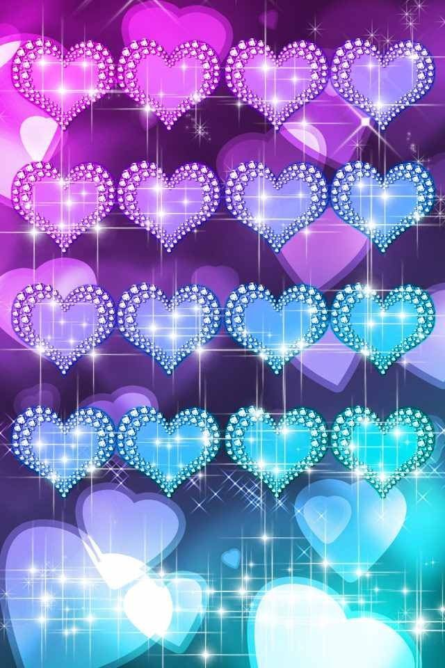 Cute Girly Wallpapers For Iphone Heart Wallpaper Iphone Wallpaper Girly Pretty Wallpapers