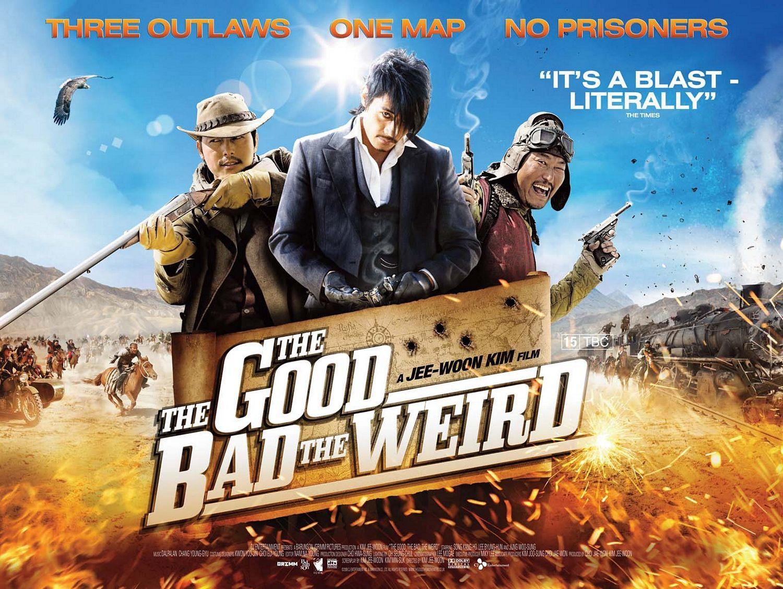 The Good The Bad The Weird Deutsch