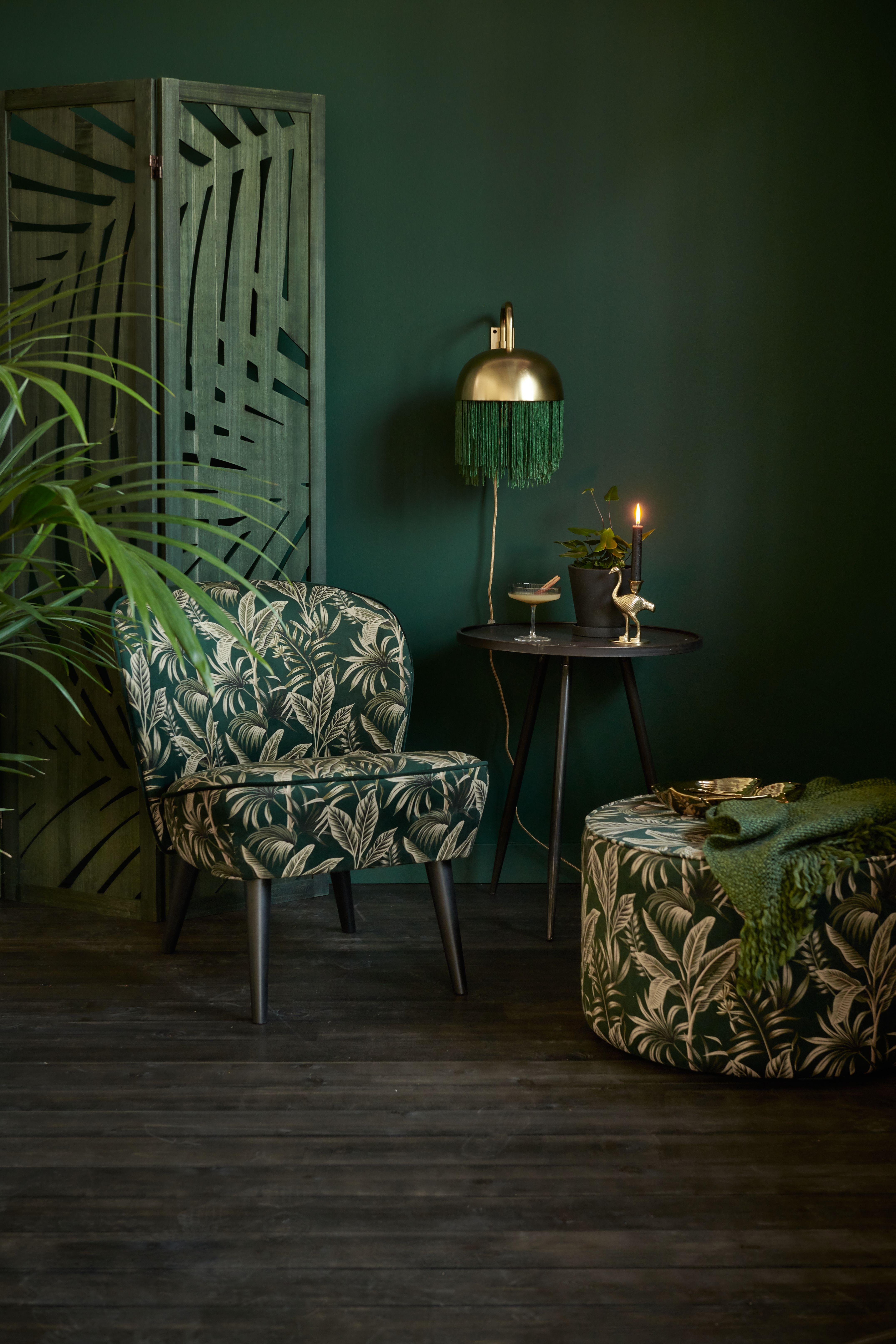 Woood Sara Botanical Fauteuil Kamer Decoratie Decoraties Interieur