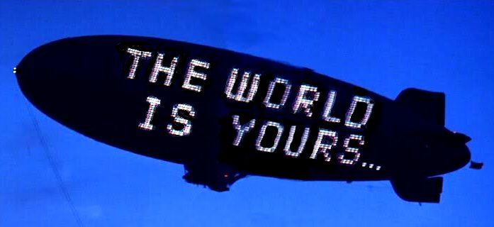 The World Is Yours Indeed Ch 48 Scarface Television