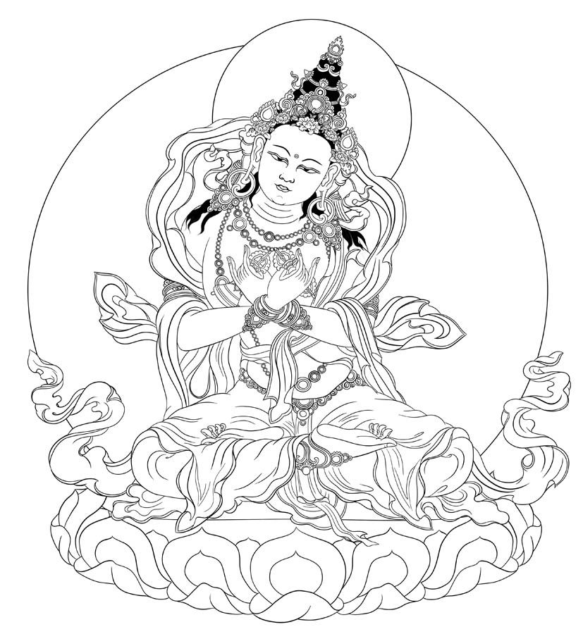 Downloads dessins pinterest coloriage zen coloriage - Coloriage bouddha ...
