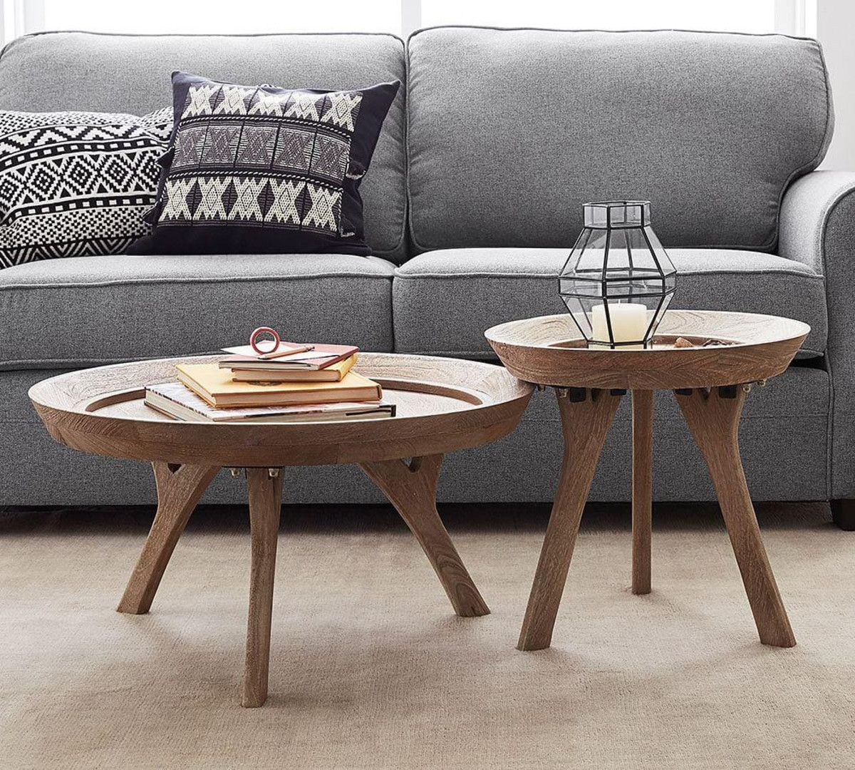- Moraga Coffee Tables – Pottery Barn Coffee Table, Living Room