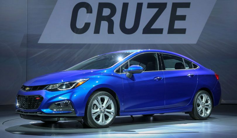 2019 Chevy Cruze In Blue At Westside Chevrolet Cruze 2019car