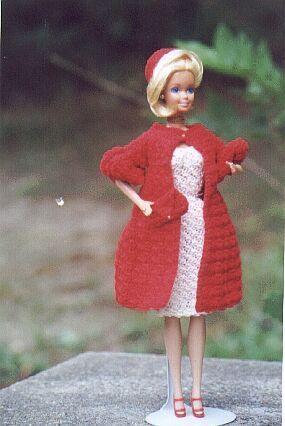8+ Crochet Barbie Clothes Patterns #crochetedbarbiedollclothes 8+ Crochet Barbie Clothes Patterns - diy Thought #crochetedbarbiedollclothes