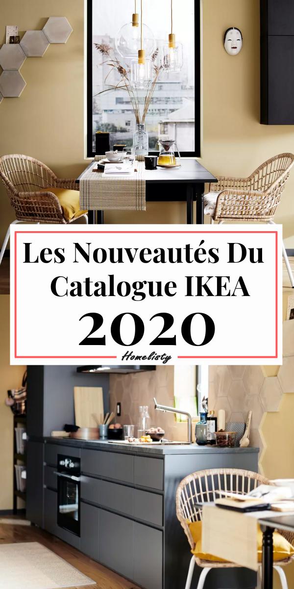 Le Nouveau Catalogue Ikea 2020 Va Nous Endormir Meuble Salle