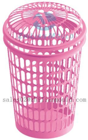 Pink Plastic Laundry Basket Glamorous Plastic Basket Mouldbasket Mouldlaundry Basket Mouldbasket Mould Decorating Design