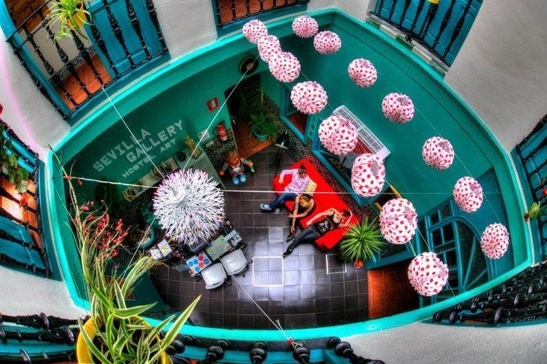 Seville Kitsch Art Hostel, Seville, Spain - CosmopolitanUK