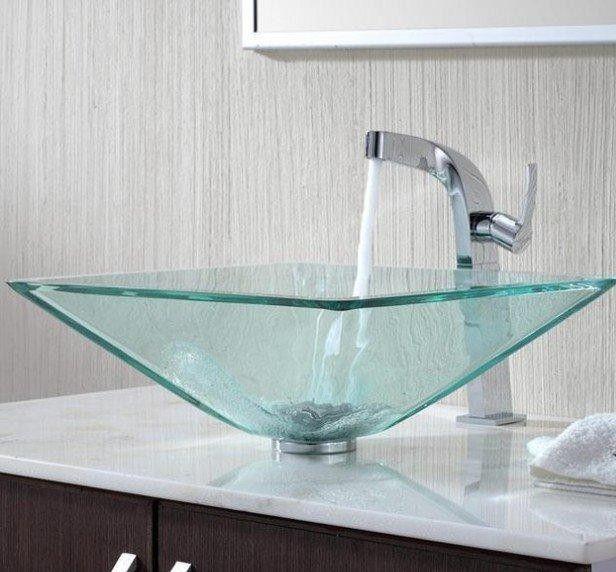 Modern Bathroom Sink Design
