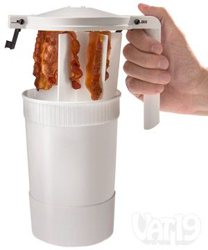 WowBacon Microwave Bacon Cooker