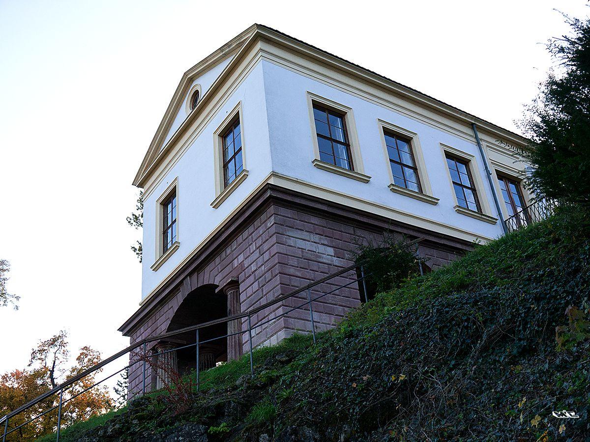 Römische Haus  Ilmpark-Herbst / 2016