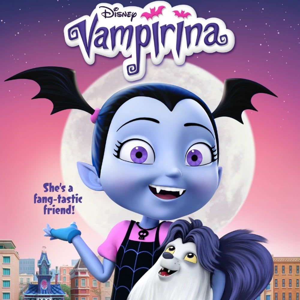 Best Vampirina Coloring Pages And Activity Sheets To Print Pic For