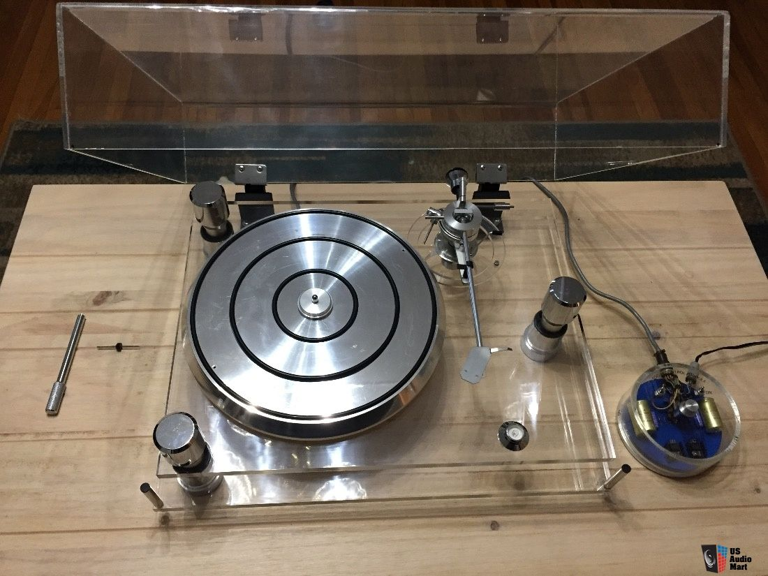 Rare Vintage Win Labs Sdc 10 Hi End Reference Turntable Dr Sao Win Original Tonearm And Motor Audiophile Turntable Turntable Audio Room