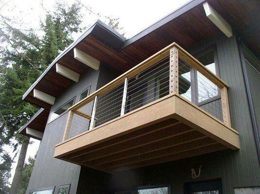 Best Mcm Balcony Mid Century Modern House Exterior Modern 640 x 480