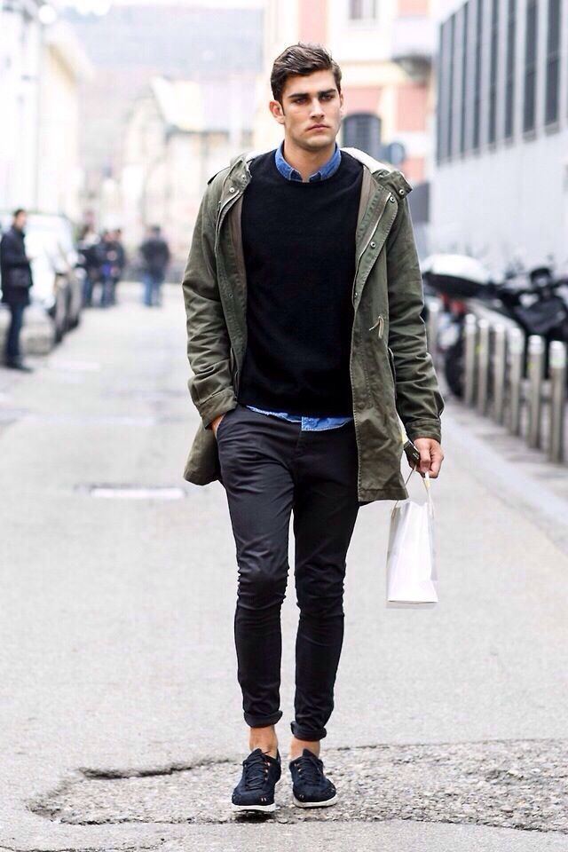 Street  #new #fashion #homme