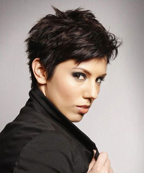 Image Result For Messy Choppy Short Razor Haircuts 2017