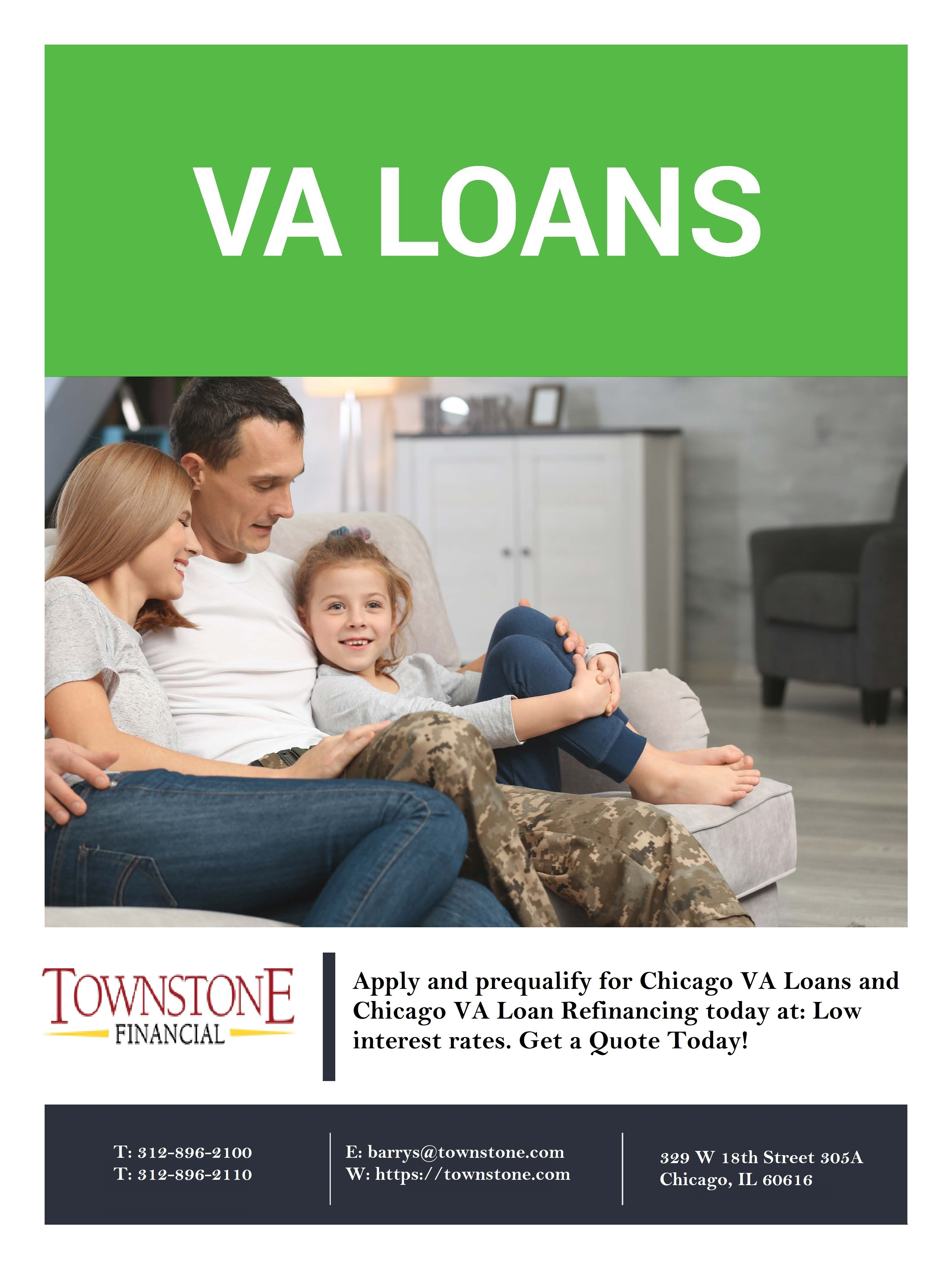 Chicago Renovation Loans In 2020 Refinance Loans Certificate Of Eligibility Va Mortgage Loans