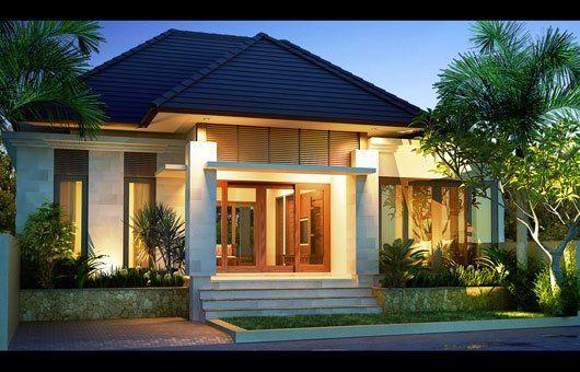 Desain Rumah Minimalis  Lantai Type