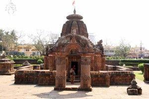 Muktesvara deula – Bhubaneshwar, Odisha