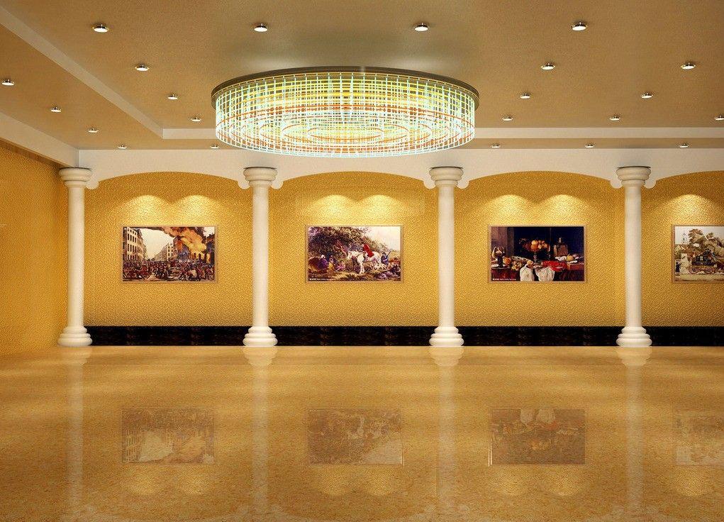 Interior Desig Art Gallery