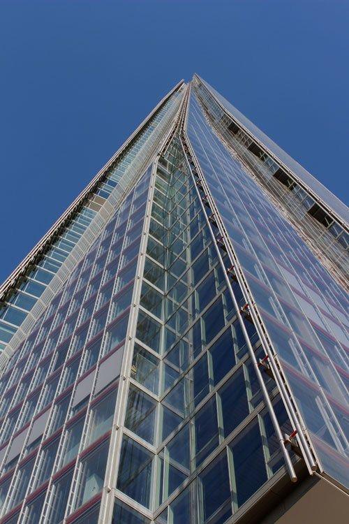 XX Sunny London View Shard