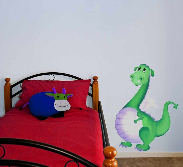 dragon removable wall sticker decal removable wall on wall stickers for bedroom id=66821