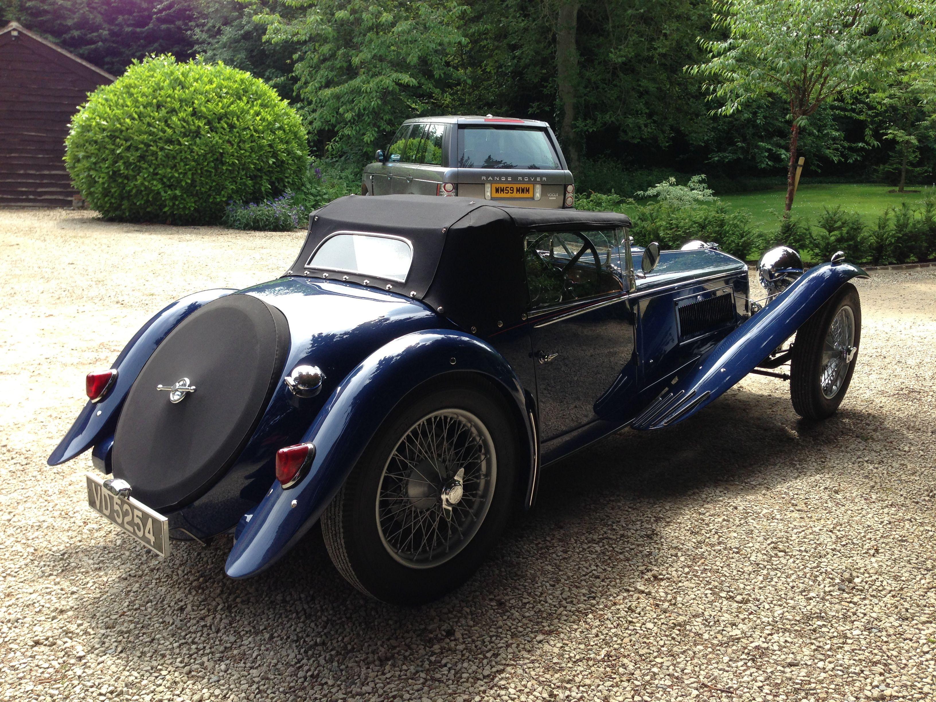 riley special pre war sports car riley cars pinterest. Black Bedroom Furniture Sets. Home Design Ideas