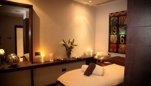 waxing room design