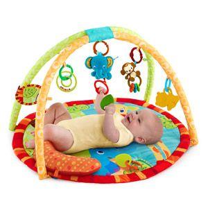 Safari Tales Activity Gym Walmart Com Bright Starts Baby Activity Center Jungle Activities