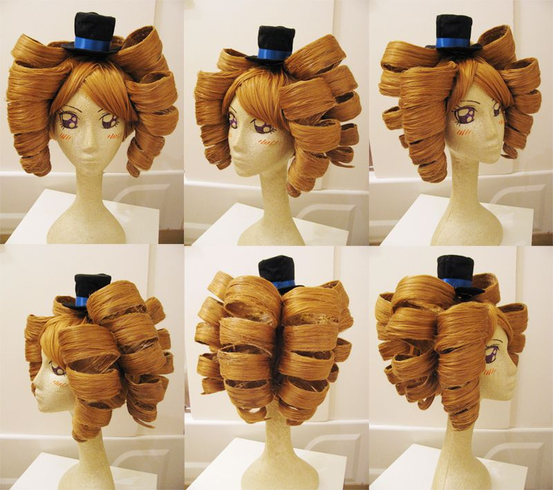 Gaap Wig Commission By Red Cluster Deviantart Com On