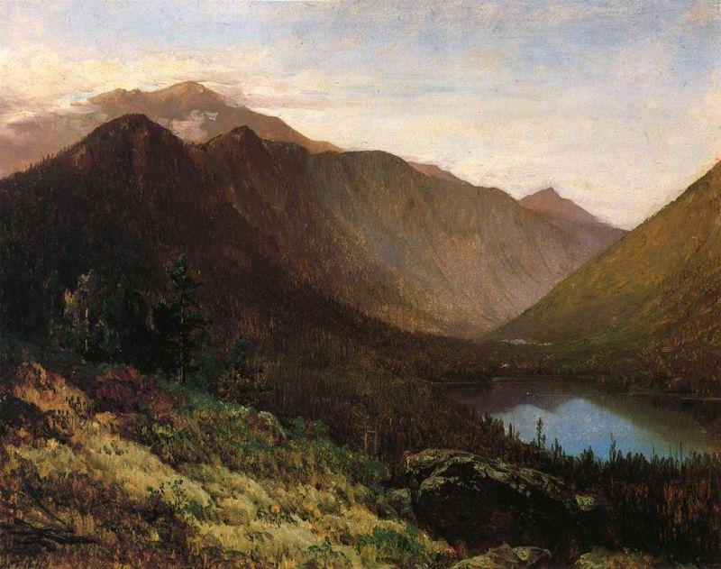 Mount Lafayette, Franconia Notch, New Hampshire by Thomas