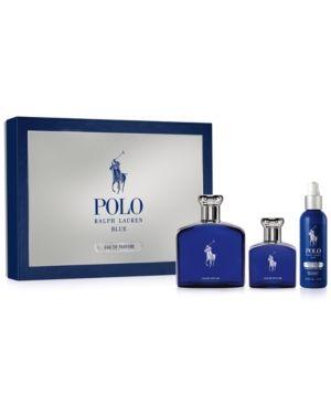 49a13d4dfac1 Ralph Lauren Men s 3-Pc. Polo Blue Eau de Parfum Gift Set