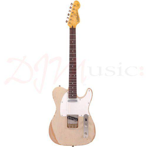 Vintage V62 Icon Ash Blonde Electric Guitar The V62 Icon Ash Blonde Electric Guitar Offers A Playing Experien Guitar Vintage Ash Blonde