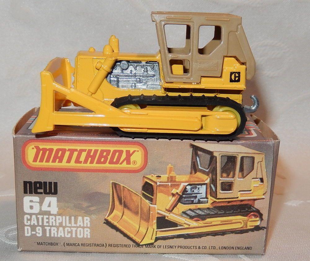 Toys 60s Matchbox
