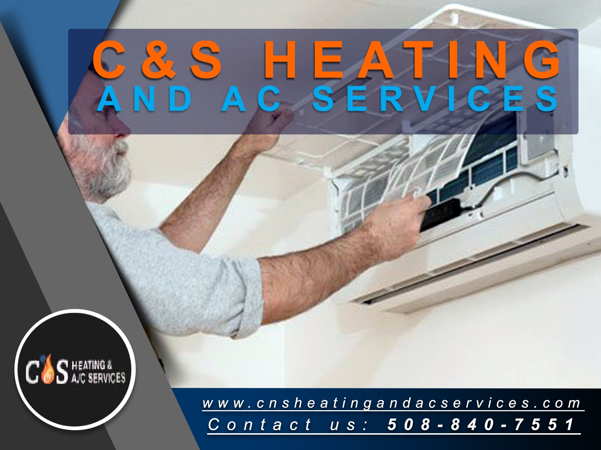 At C S Heating And Ac Services In Raynham Ma We Re Passionate About Performing Quality Hvac Repair An Hvac Services Air Conditioning Services Hvac Contractor