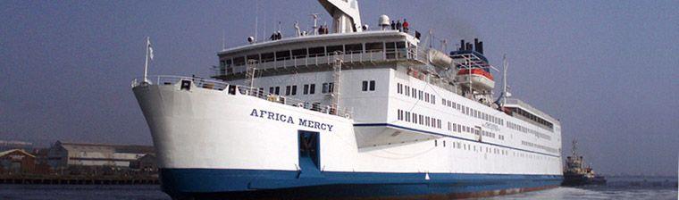 Africa mercy ship true volunteer work with the