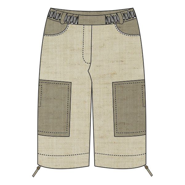 Free Pattern Capri Hosen | Sewing for Man: Shirts, Pants and others ...