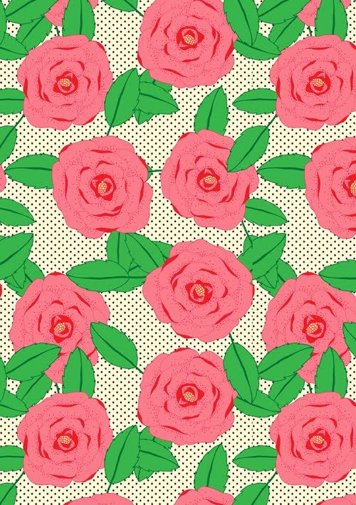 Pattern and Co. - (via Summer - Lydia Meiying)