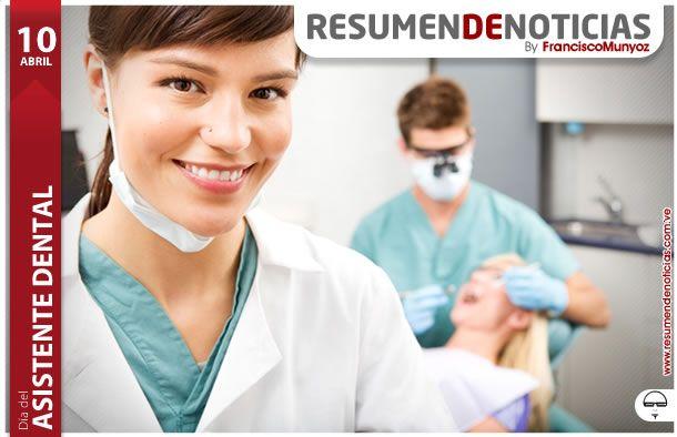 Día del Asistente Dental | Efemérides | Pinterest | Dental y Día de