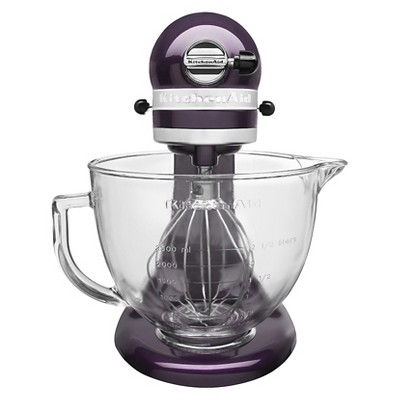 KitchenAid Artisan Design Series 5 Quart Tilt-Head Stand Mixer - kitchenaid küchenmaschine artisan rot