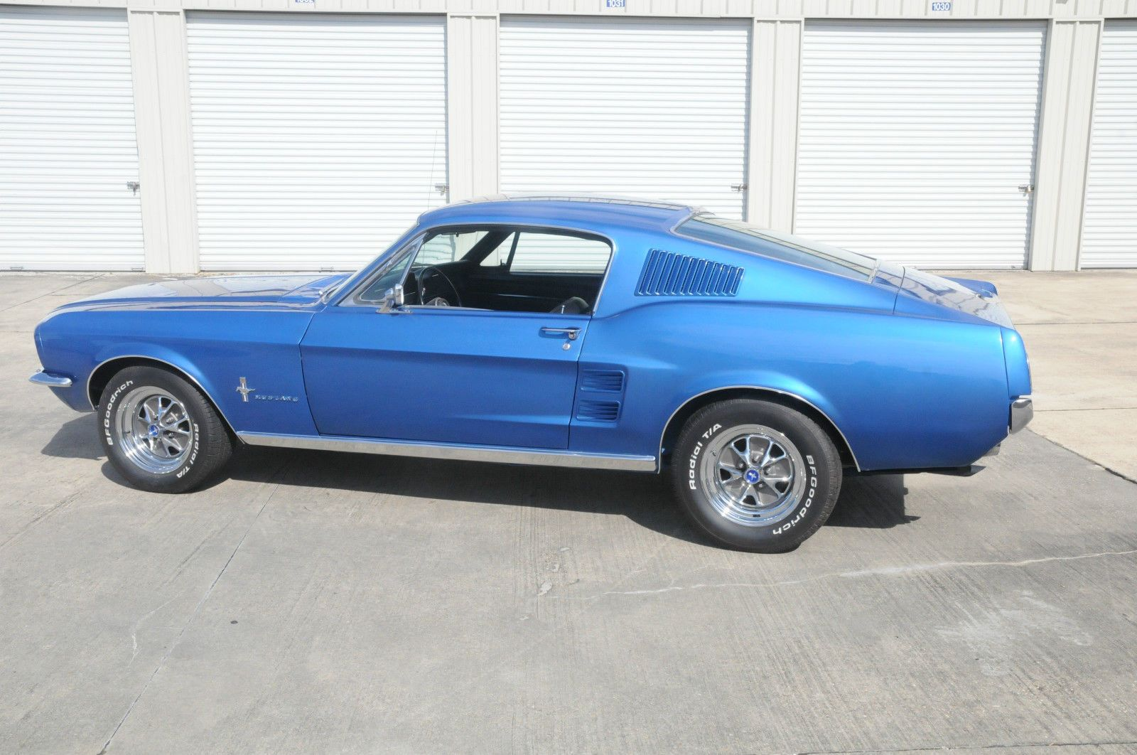 1967 Acapulco Blue Mustang Fastback Blue Mustang Mustang Fastback Mustang
