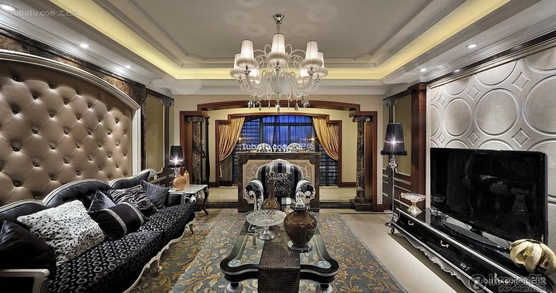 Classical Modern European Style Living Room To Enjoy 2015 With