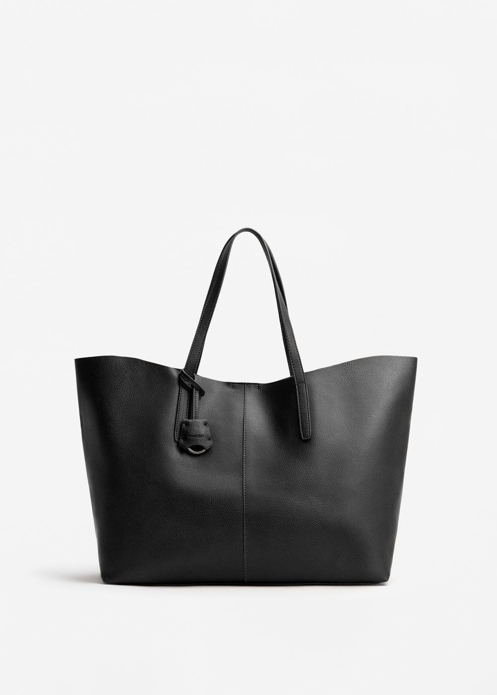 868c5ace16 Sac shopper effet grainé - Femme en 2019 | Mode | Shopper bag, Mango ...