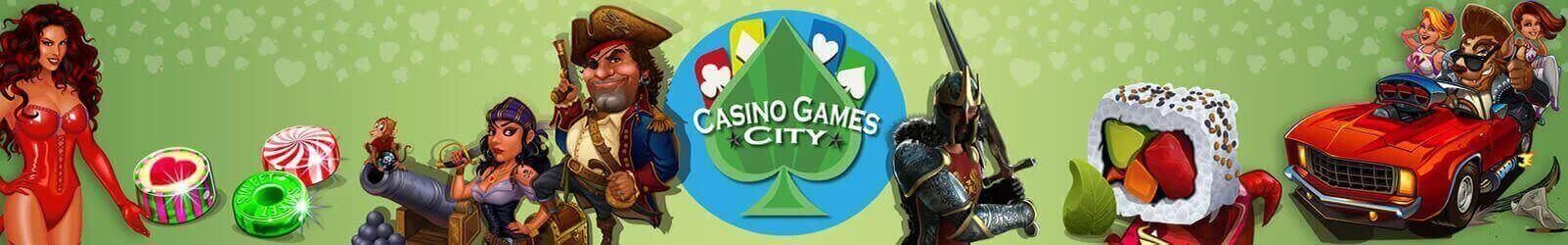 Casino Games City provides a number of free pokies to players. The pokies available on the site allow newcomers to try out a range of different slot machines and to get a feel for the ones that appeal most to them, without depleting their funds in the process.