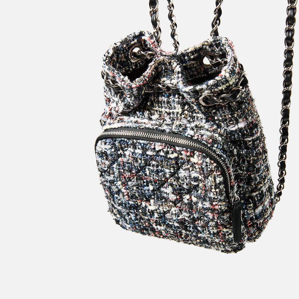 http://www.zara.com/us/en/woman/bags/backpacks/mini-fabric-quilted ... : quilted rucksack zara - Adamdwight.com