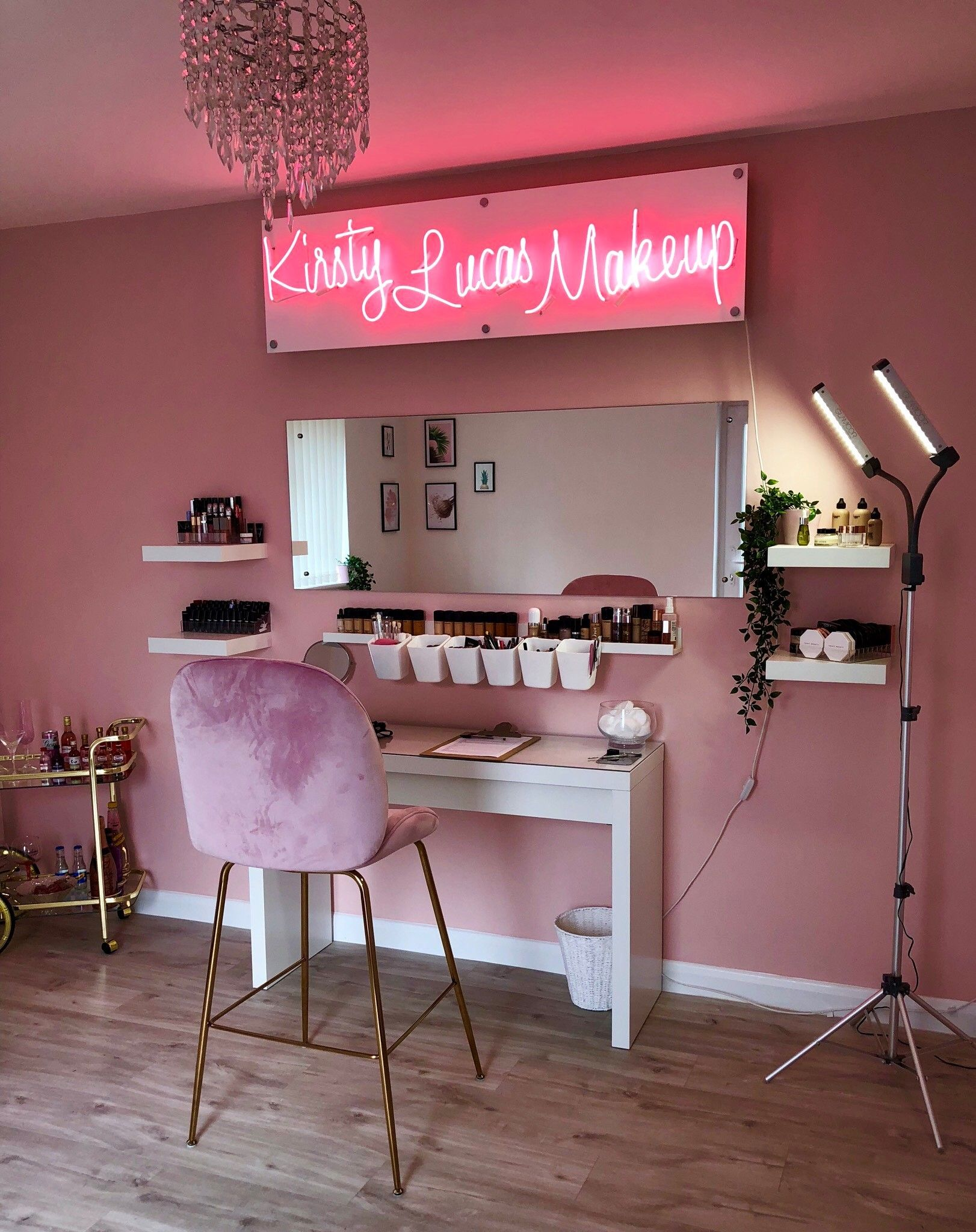 Neon Signs for Salons - Neon Creations Ltd