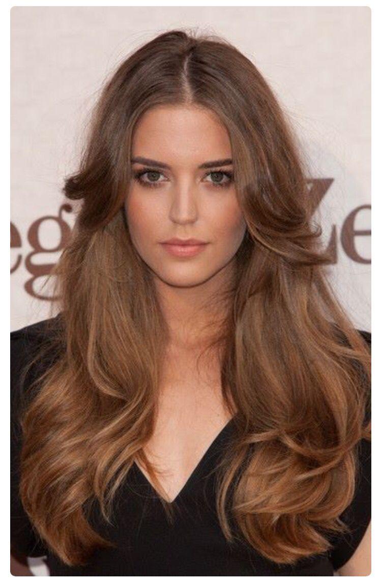 Clara Alonso Long Hair Styles Hair Styles Hair Beauty Cat