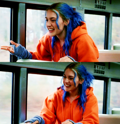 Clementine S Hair Was Gorgeous In Eternal Sunshine Of The