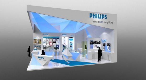 Stand philips equipauto 2013 r2 stand conception for Fabricant de stand