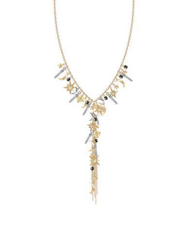 Kensie Charm Y-Necklace Women's Multi
